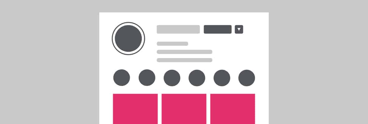 Как добавить кнопки в Инстаграм