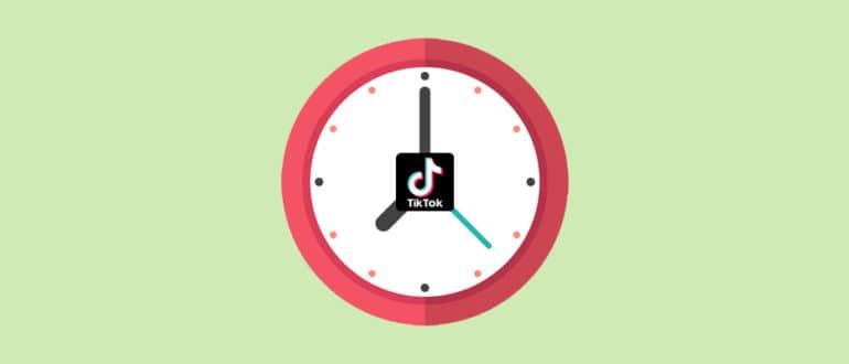 В какое время выкладывать видео в Тик-Ток