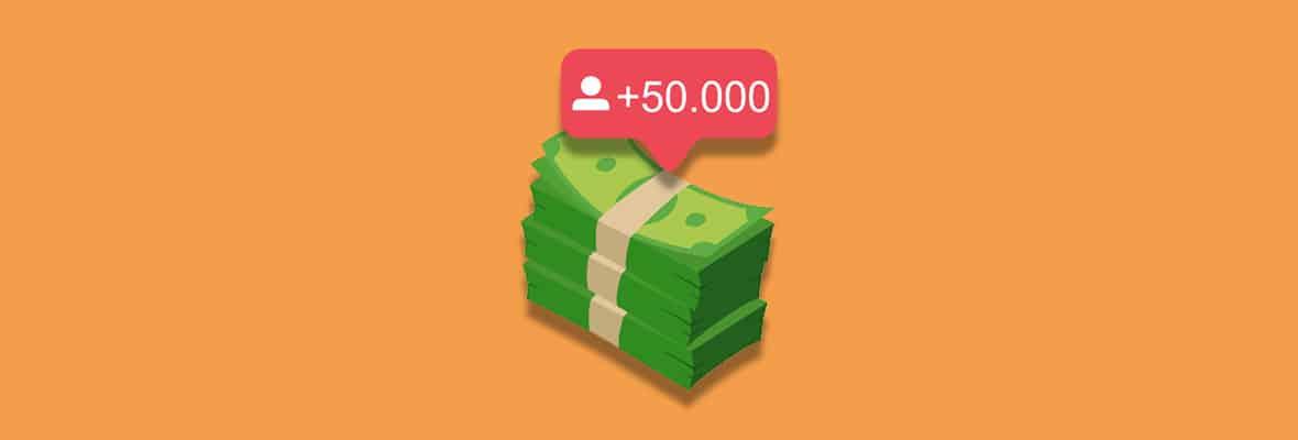 Со скольки подписчиков можно зарабатывать в Инстаграм