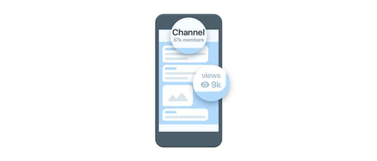 Создание канала в Телеграм