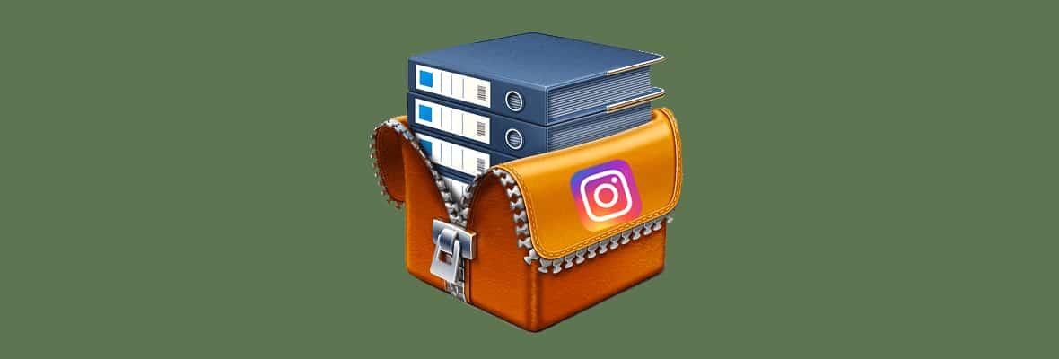 Как посмотреть архив в Инстаграм
