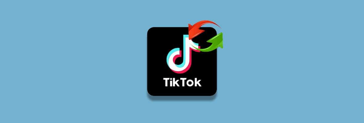 Как восстановить аккаунт в TikTok