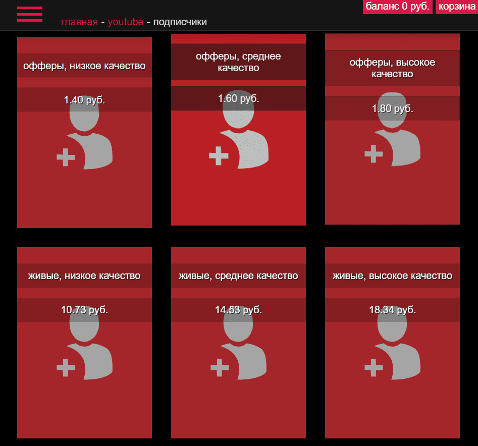 Онлайн-сервис MrPopular